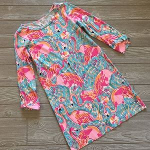 Lilly Pulitzer Peel and Eat Linden Dress - XS